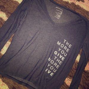 Goodhyouman sweatshirt small
